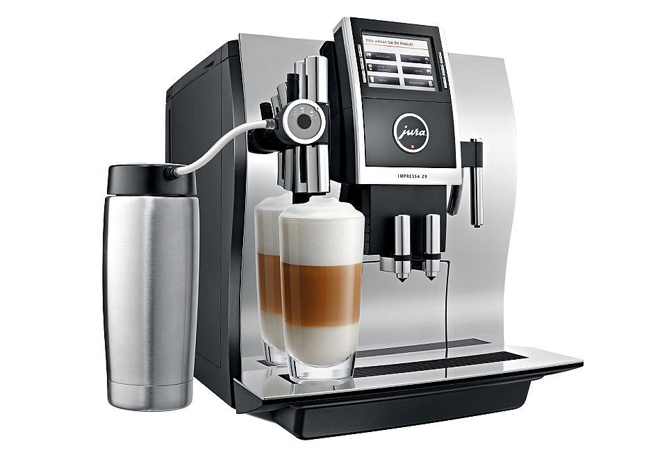 Kaffeevollautomat jura